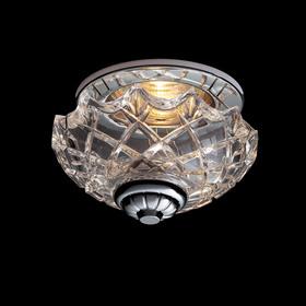 Светильник встраиваемый точечный Linvel G4-6.35 V 683 CH CLEAR 220/12V 50W