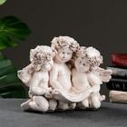 """Статуэтка """"Три ангела"""" состаренный 16×28×22 см"""