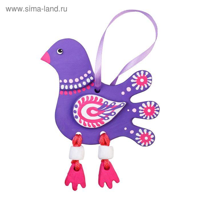 """Набор для создания глиняной птички """"Арчи"""""""