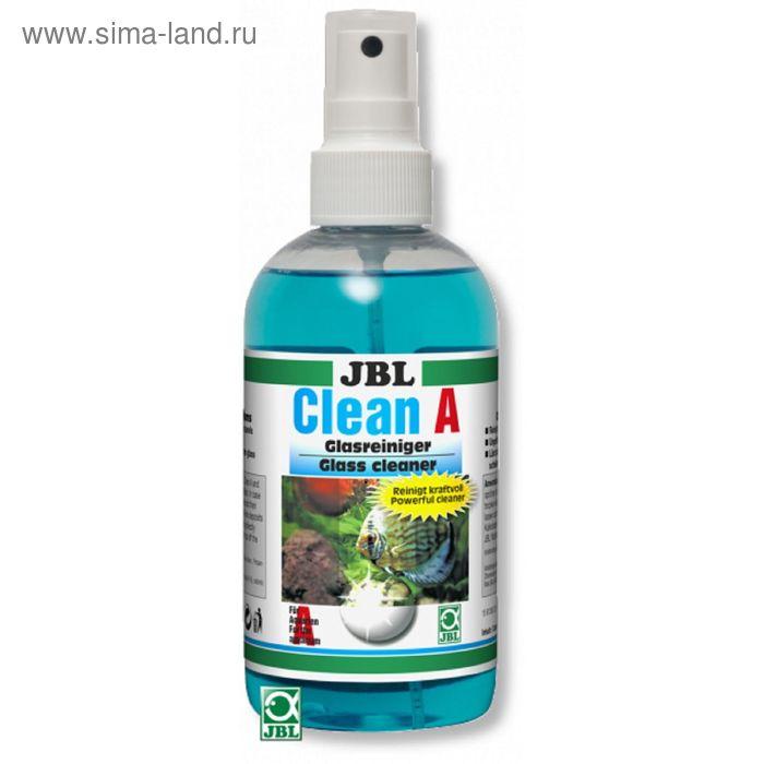 Эффективное средства для мытья стекол аквариума с внешней стороны,JBL BioClean A, 250 мл.