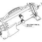 Контроллеры свечения ламп для УФ-стерилизаторов AquaCristal UV-C 72/110W,JBL UV-C 72/110W bulb contr