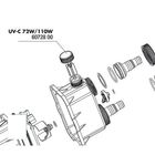 Контроллер мощности потока для УФ-стерилизаторов AquaCristal UV-C 72/110W, JBL UV-C 72/110W impeller