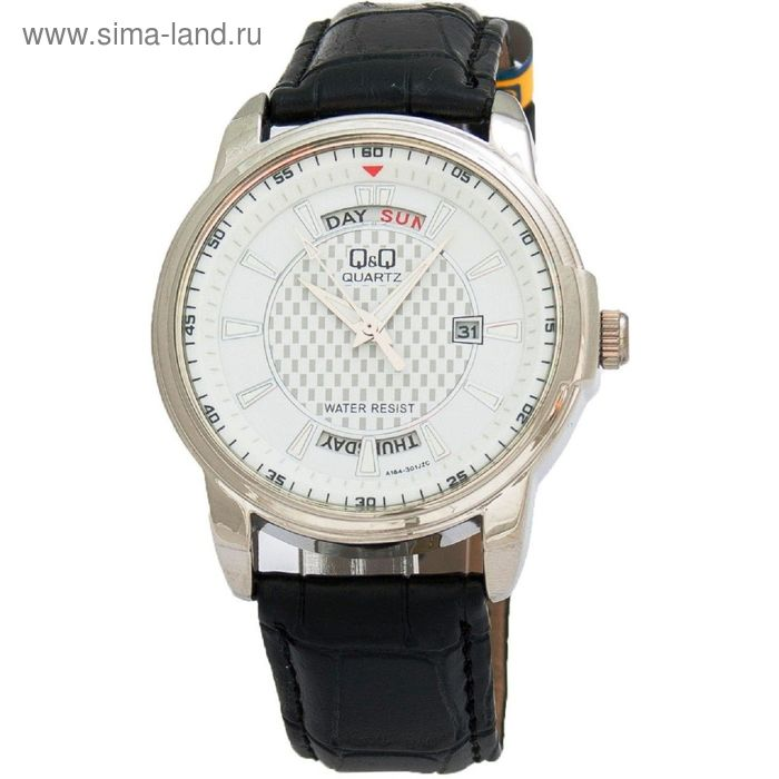 Часы наручные мужские Q&Q A184-301