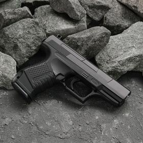 Пистолет пневматический пружинный Walther 88 G.19 мини