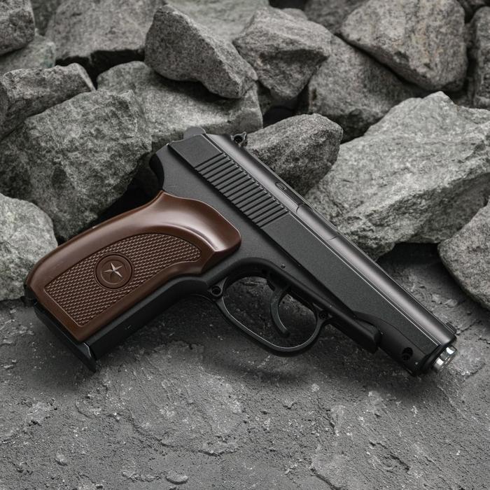 Пистолет пневматический пружинный PM G.29