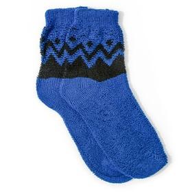 Носки детские махровые, размер 22, цвет МИКС ДЗ-9109