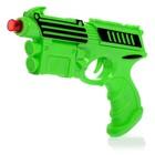 """Пистолет """"Рейнджер"""", световые и звуковые эффекты, работает от батареек, цвета МИКС"""