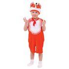 """Карнавальны костюм для мальчика от 1,5-3-х лет """"Лис с бантом"""" комбинезон с шапкой   1392519   182117"""