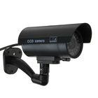 Муляж уличной видеокамеры VM-5, со светодиодным индикатором, 2АА (не в компл.), черный