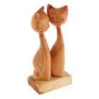 Сувенир «Кошки-парочка»