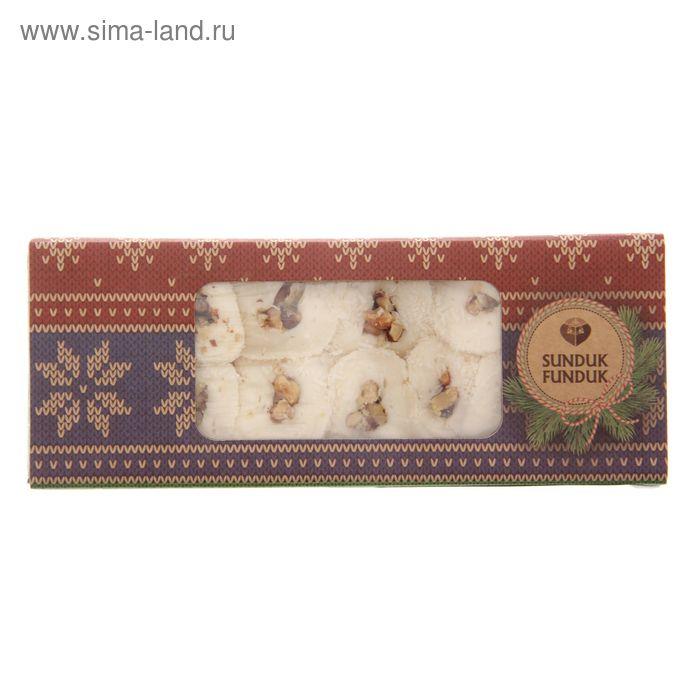 Лукум царский с грецким орехом ТМ Sunduk Funduk 220 гр