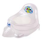 Горшок-игрушка «Радуга», цвет белый