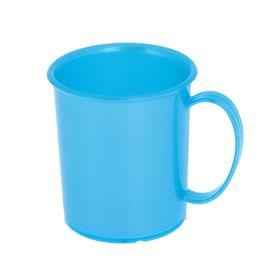 Детская кружка «Радуга», 180 мл, цвет голубой Ош