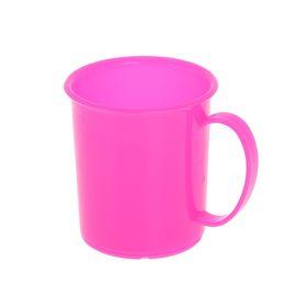 Детская кружка «Радуга», 180 мл, цвет розовый Ош