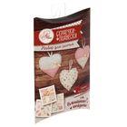 Набор для шитья «Сердечки – подвески», 18 х 11,5 х 2,5 см