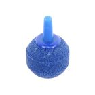 Распылитель-шар 36 х 22 мм, синий
