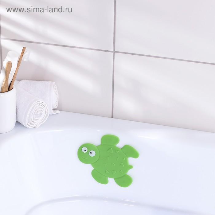 """Мини-коврик для ванной """"Черепашка"""""""