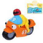 Латексная игрушка «Мотоцикл»