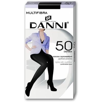 Колготки женские Danni Multifibra 50 капучино, р-р 4