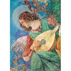 Ангел-музыкант 500 деталей