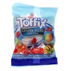 """Конфеты жевательные """"TOFFIX"""" с фруктовым наполнителем 40гр*24*6"""