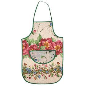 Фартук Малыш с карманом «Розовое искушение», размер 45х60 см, 160 г/м² Ош