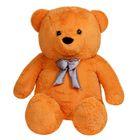Мягкая игрушка «Медведь Бублик», цвет рыжий