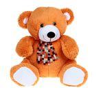 Мягкая игрушка «Медведь Тёма», цвет рыжий