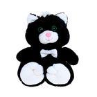 Мягкая игрушка «Кот Уголёк» с длинными лапами