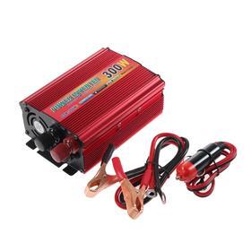 Преобразователь напряжения TORSO TP-12-300, 12/220 В, 300 Вт, USB выход