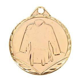 Медаль тематическая 066 'Дзюдо' золото Ош