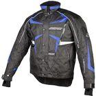Снегоходная куртка Artica, размер 2XL, чёрно-синяя