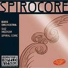 Комплект струн для контрабаса S42 Spirocore  размером 4/4, оркестровые