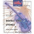 Комплект струн для контрабаса Alice A1000-4/4