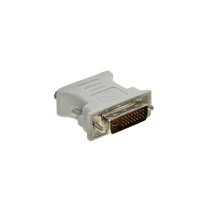 Переходник DVI-VGA Cablexpert, 29 M, 15 F, пакет