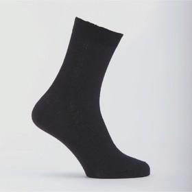 Носки мужские С189 черный, р-р 29