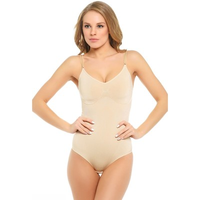 Боди CB-BODY S/S Control Body gold skin 2-S/M