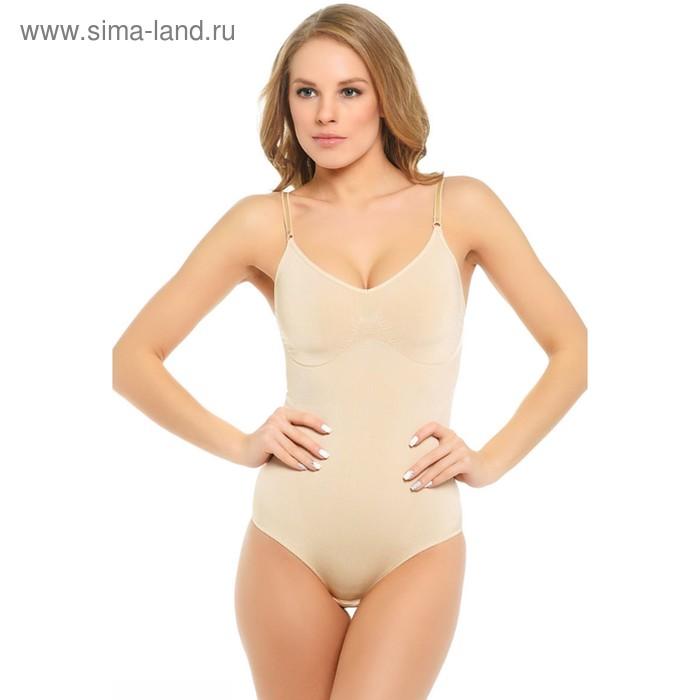 Боди CB-BODY S/S Control Body gold skin 4-L/XL