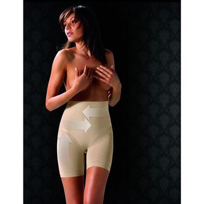 Трусы-шорты CB-SHORT Control Body gold bianco 5-XXL