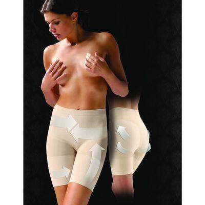 Трусы-шорты CB-SHORT Push Up Control Body gold skin 4-L/XL