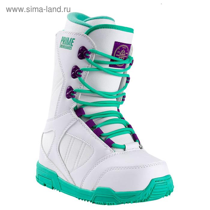 Ботинки для сноуборда PRIME Rover v1 White  37 FW17