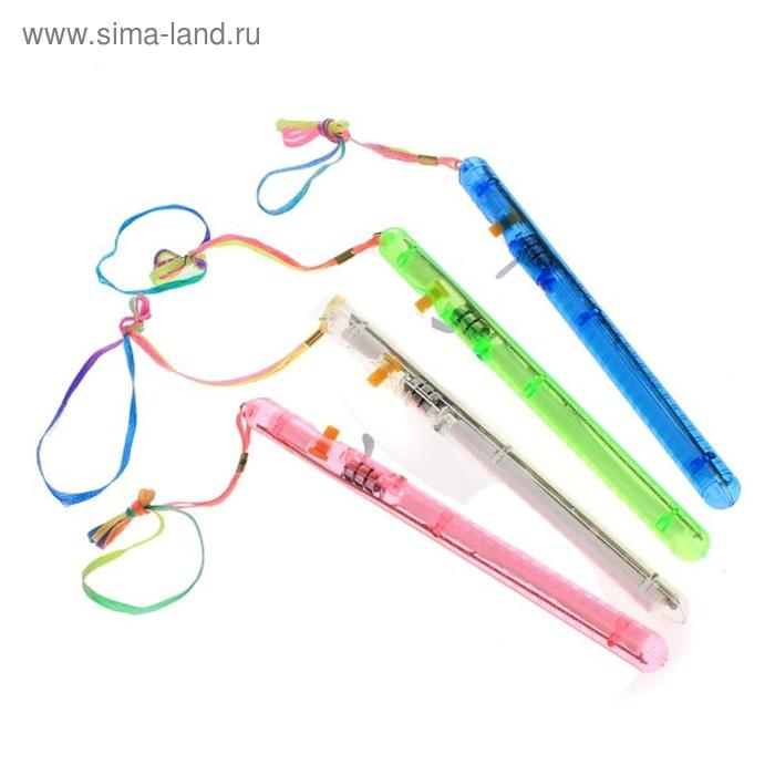 "Световая палочка ""Ручка на верёвочке"", цвета МИКС"