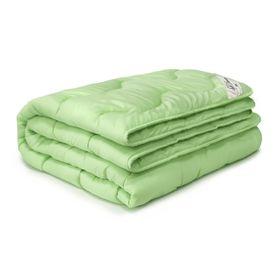 Одеяло Мягкий сон всесезонное 140х205 см,Бамбук 300г/м,микрофибра 82г/м,чехол МИКС,