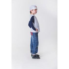 Карнавальный костюм 'Доктор', халат, шапка, рост 110-122 см, 4-6 лет Ош