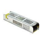 Блок питания Ecola для светодиодной ленты, 100 Вт, 220-12 В, IP20, плоский