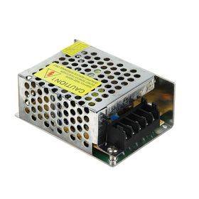 Блок питания Ecola для светодиодной ленты, 25 Вт, 220-12 В, IP20
