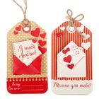 "Набор для создания валентинки ""Письмо счастья"", 5 х 9 см"