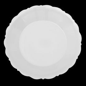 Тарелка d=17,5 см «Классика», цвет белый