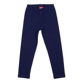 Легинсы для девочки, рост 110 см (60), цвет тёмно-синий CWK 7542 (136)