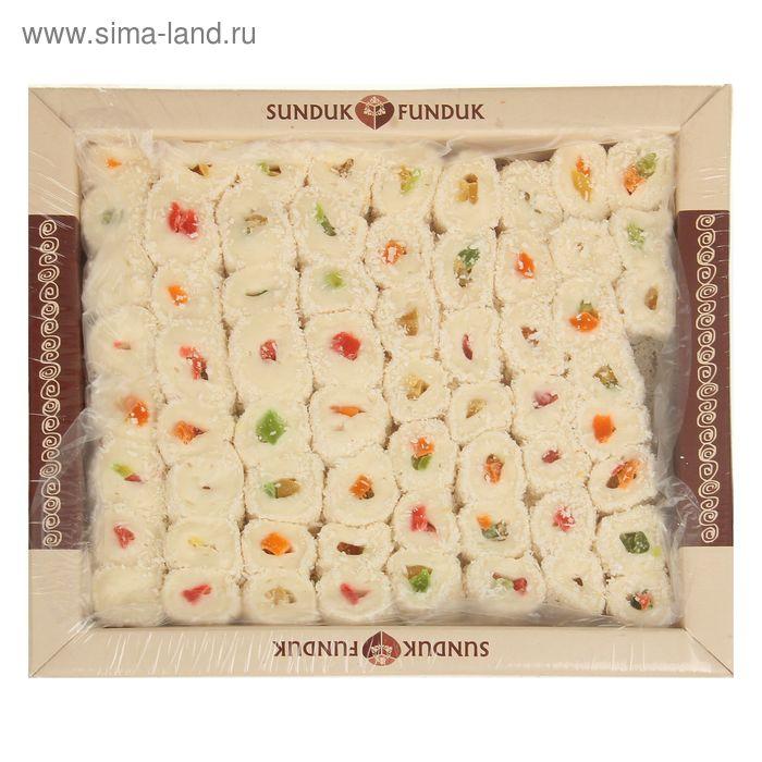 Лукум Царский специальный (с цукатами) ТМ Sunduk Funduk  3 кг